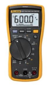 Basic digital multimeter from Fluke