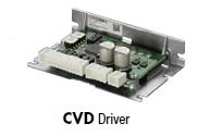 CVD advanced microstepping driver