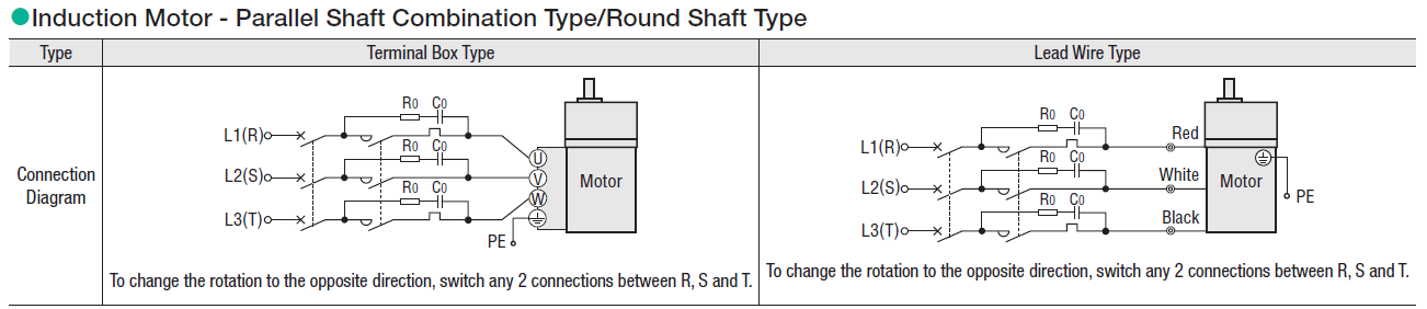 show  tell ac induction motors